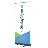 Basic Roll up banner (zwart)