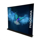 Panorama roll up banner